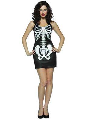 Rasta Imposta Bones Tank Dress,