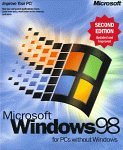 Windows 98 Second FULL Edition