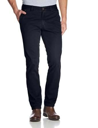 Hilfiger Denim - Freddy - Pantalon - Uni - Homme - Bleu (Peacoat) - W28/L32