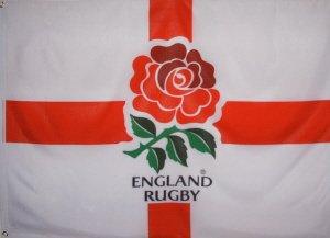 England R.F.U. Flag Rose: Amazon.co.uk: Sports & Outdoors