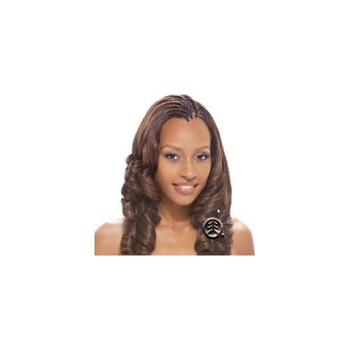 "Amazon.com: Model Romance Curl Bulk Human Hair 18"" Color: 1"