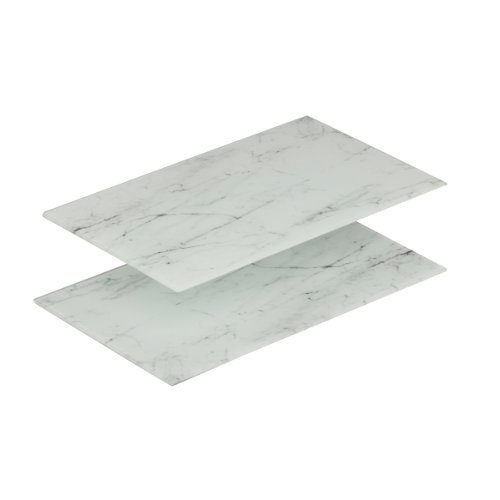 zeller-26247-glasschneideplatte-2-er-set-fur-glaskeramikkochfeld-marmor-52-x-30-x-05-cm