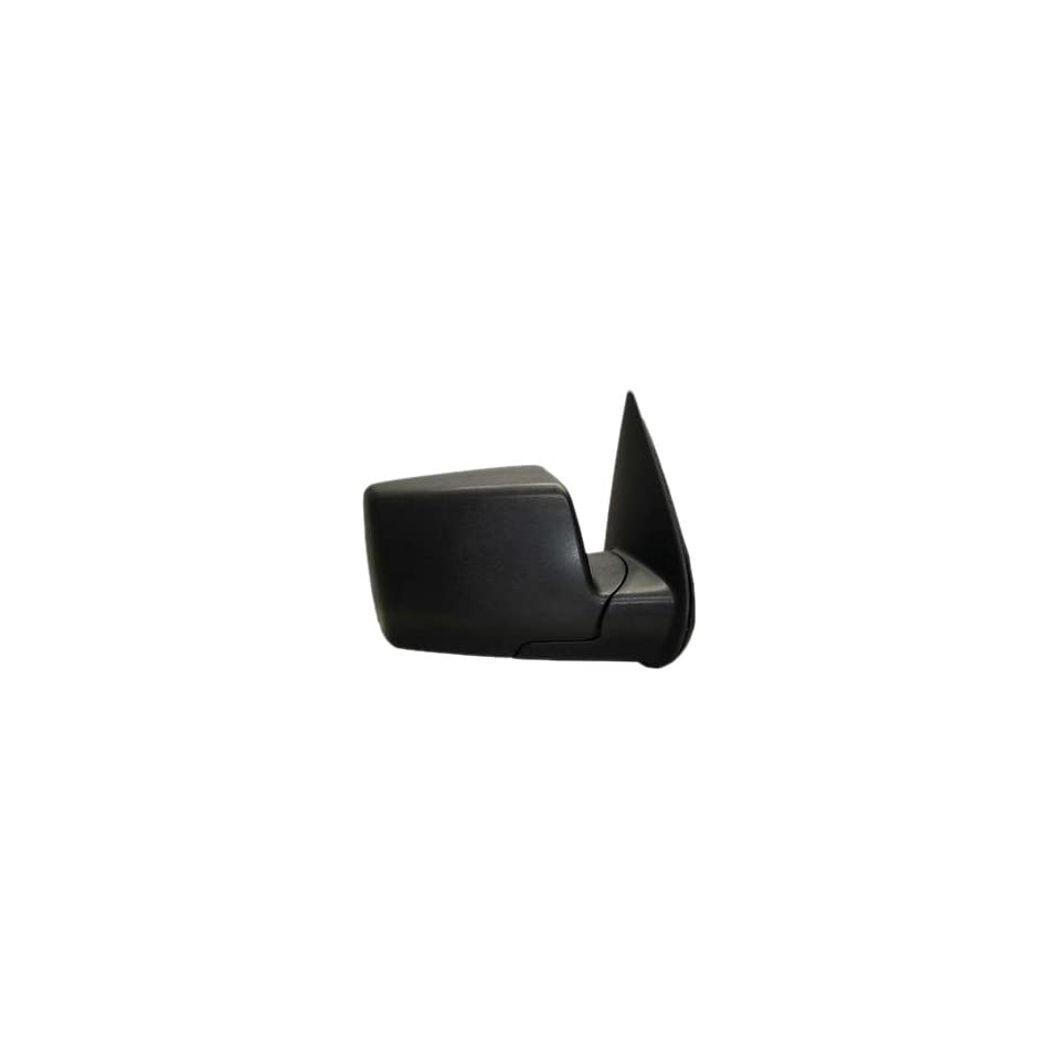 OE Replacement Ford Explorer Driver Side Mirror Outside Rear View (Partslink Number FO1320271)