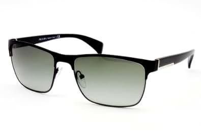 Amazon.com: Prada PR 51OS Sunglasses Color FAD3M1: Shoes