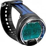 Cressi Leonardo Scuba Dive Computer Wrist Watch, Blue