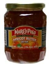 Apricot Butter-Lekvar (marcopolo) 24oz