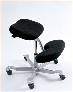 Technical Details & Cheap u0026 discount ergonomic chair stool: Izzy HAG Balans Knee Stool ...