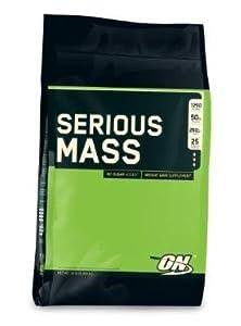 Optimum Nutrition Serious Mass Strawberry 18-Pounds