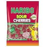 Haribo Sour Cherries 160g