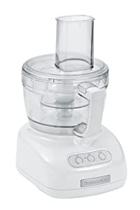 KitchenAid KFP740WH 9-Cup Food Processor, White