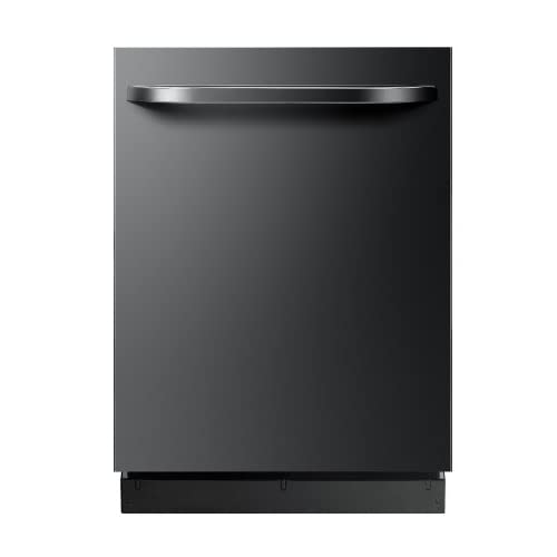 Haier Dwl7075mbss Energy Star Fully Integrated Design 6 Cycle Dishwasher Stainless Steel