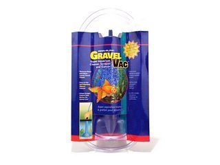 Penn Plax Aquarium Gravel Vac, 9-Inch back-117383
