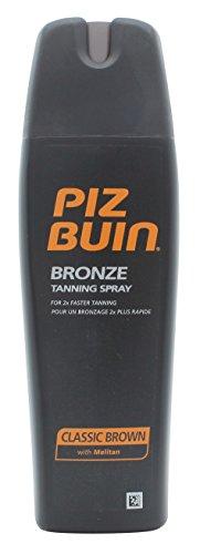 Piz Buin Bronze Tanning Spray 200 ml spray abbronzante per un'abbronzatura 2 volte pi rapida