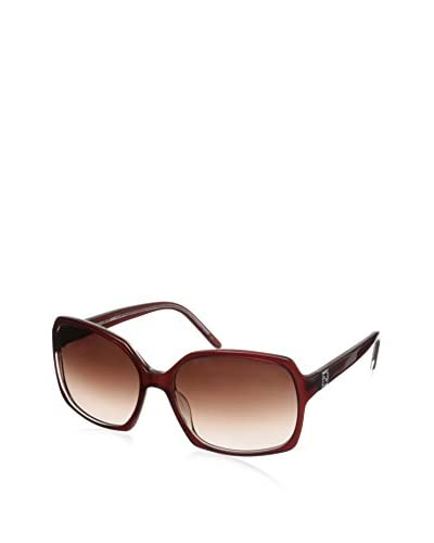 Fendi Women's FS5267R Sunglasses, Bordeau
