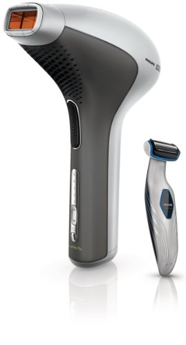Philips TT3003/11 IPL Haarentfernungssystem Lumea for Men (inkl. Bodygroom)