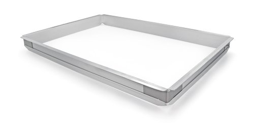 New Star 42573 Aluminum Sheet Bun Pan Extender, Full Size (Sheet Pan Extender compare prices)