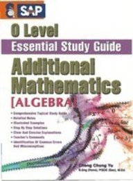SAP Additional Mathematics Algebra