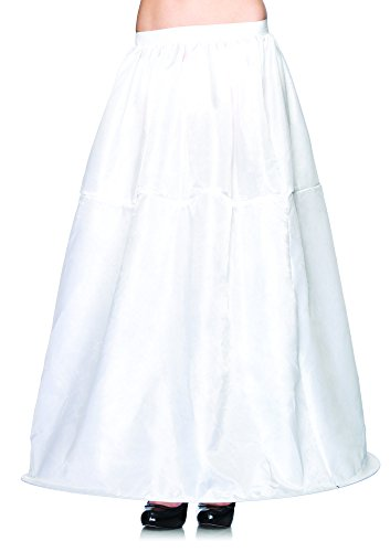 Leg Avenue Women's Long Hoop Skirt