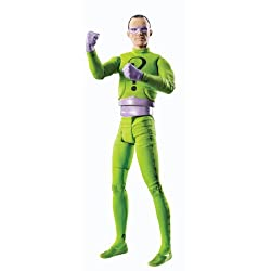 [Best price] Grown-Up Toys - Batman Classic TV Series The Riddler Collector Action Figure - toys-games