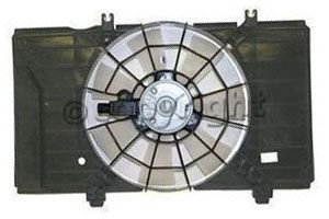 Вентилятор для автомобиля Evan-Fischer EVA24572021998 Radiator Fan Single Cooling Includes motor and shroud