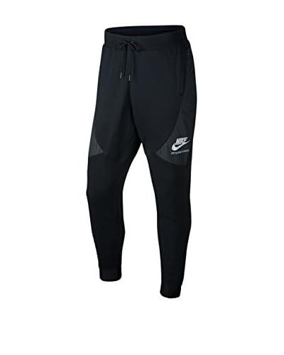 Nike Pantalón Deporte M Nke Intl Pant Negro