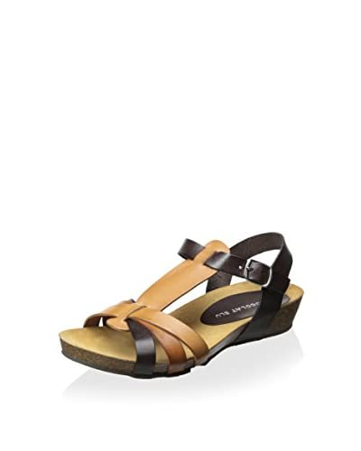 Chocolat Blu Women's X-Man Sandal  [Camel/Brown]