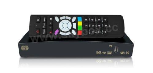 X2-fta Dvb-s Mini Digital Satellite Receiver (New Version)