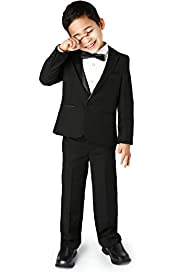4 Piece Tuxedo Suit