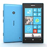 ノキアジャパン Nokia Lumia 520 (Blue ブルー)SIMフリー【並行輸入品】