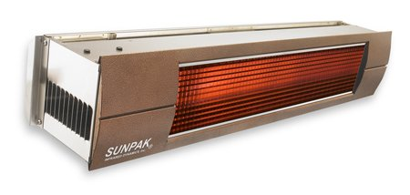 Infrared Dynamics SunPak S34-S-ABT Stainless Steel with Antique Bronze Face Trim Kit (Sunpak Face Trim Kit compare prices)