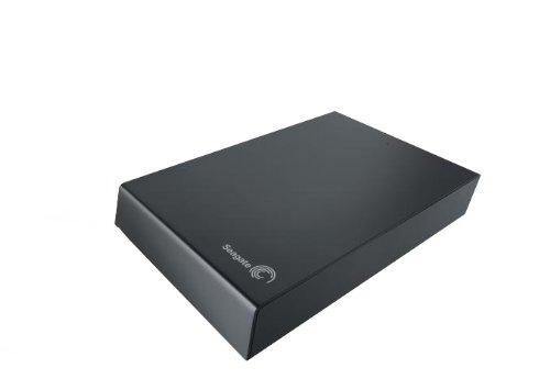 Seagate STBV2000200 2TB Expansion USB 3.0 3.5 Inch Desktop Hard Drive - Black