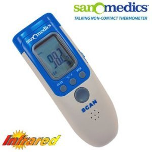 Sanomedics Sbt01 Talking Non-Contact Thermometer