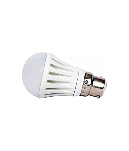 Blaze Aluminium 5W LED Bulb (White, Set Of 4)