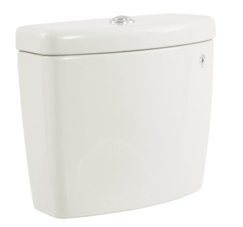 TOTO Aquia II Dual Flush Toilet Tank - COTTON WHITE - Tank Only (Bowl Sold Separate) (Toto Aquia Ii Dual Flush compare prices)