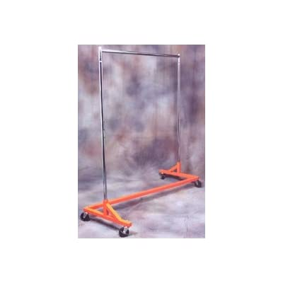 Z Garment Rack Commercial Grade