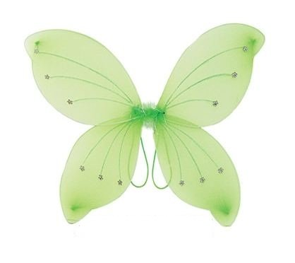 "16""x18"" Fairy Wings Butterfly Costume - Apple Green"