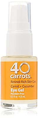 40 Carrots Eye Gel, .5-Ounce Boxes