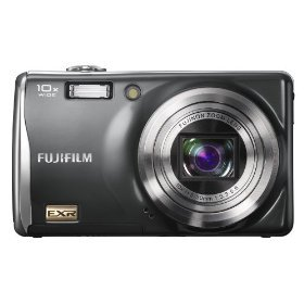 Fujifilm FinePix F70EXR is one of the Best Compact Point and Shoot Digital Cameras for Travel, Child, and Action Photos Under $200