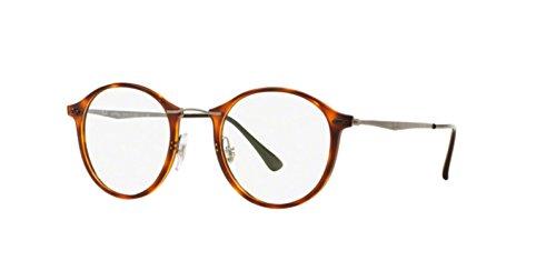 ray-ban-optical-montures-de-lunettes-rx7073-5588-light-tortoise-47mm
