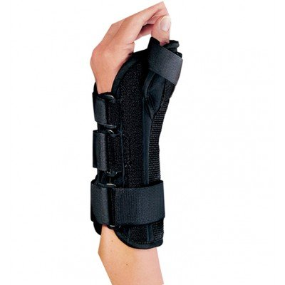 Dj Orthopedics Comfortform Wrist Support W/abducted Thumb Right Medium - Model 79-87305