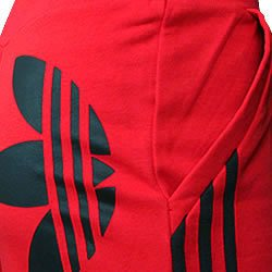 adidas linear trackpant f47608 herren trainingshose jogginghose rot db844. Black Bedroom Furniture Sets. Home Design Ideas