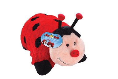 My Pillow Pets Miss Lady Bug 18″
