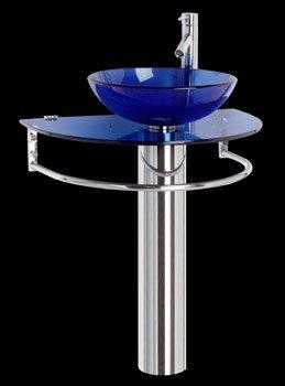 Buy Blue Moon Pedestal Sink (Renovator's Supply Sinks, Plumbing, Sinks)