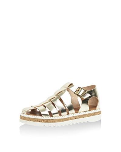 Baldinini Sandale platinum