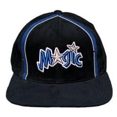 Buy Orlando Magic Sports Specialties Vintage Adjustable Snapback Hat Cap - Black by NBA