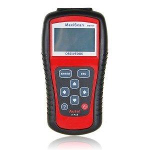 Amzdeal Ms 509 Autel Maxiscan Obd-ii/eobd CAN Scanner Auto Diagnostic Tool for Audi Bmw Mercedes-benz