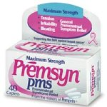 Premsyn PMS Formula Caplets, 40-Count Boxes (Pack of 3)