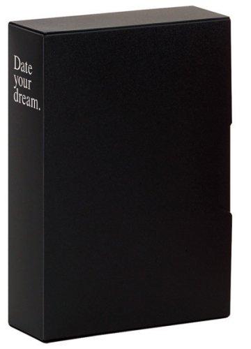 Date your dream リフィル保存バインダー・ブラック