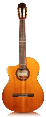 Cordoba-C5-CE-Left-Handed-Acoustic-Electric-Nylon-String-Classical-Guitar