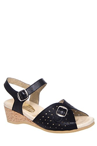 Casual Low Wedge Sandal